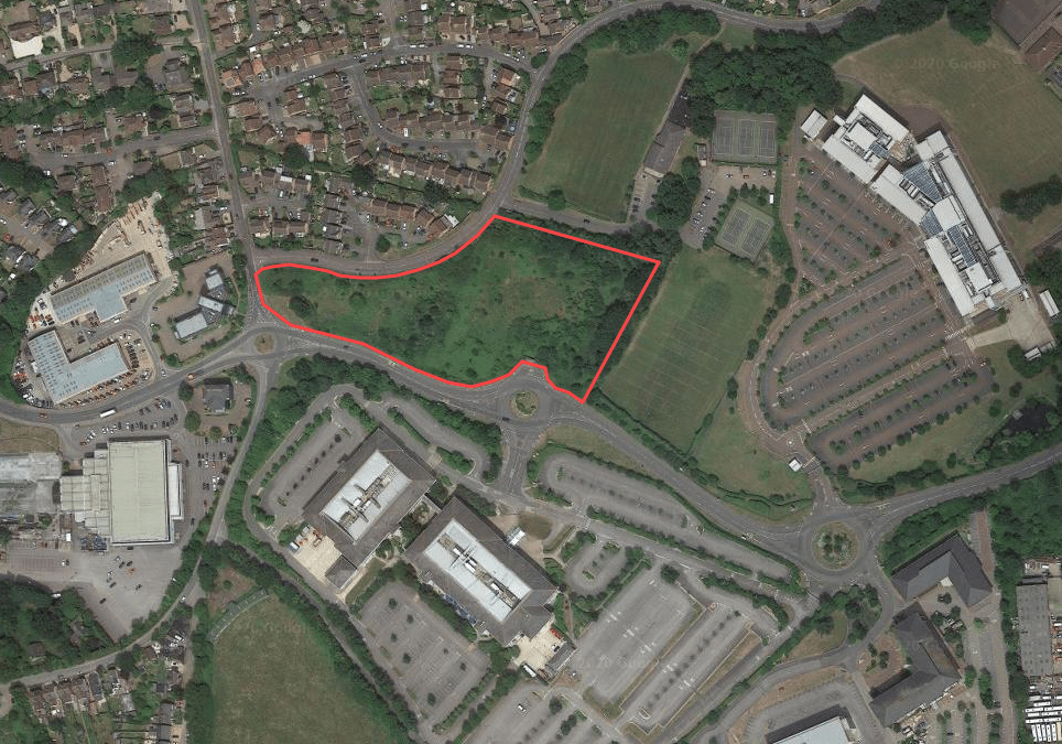 Danescroft completes on its latest acquisition, a 4.8 acre site in Bracknell