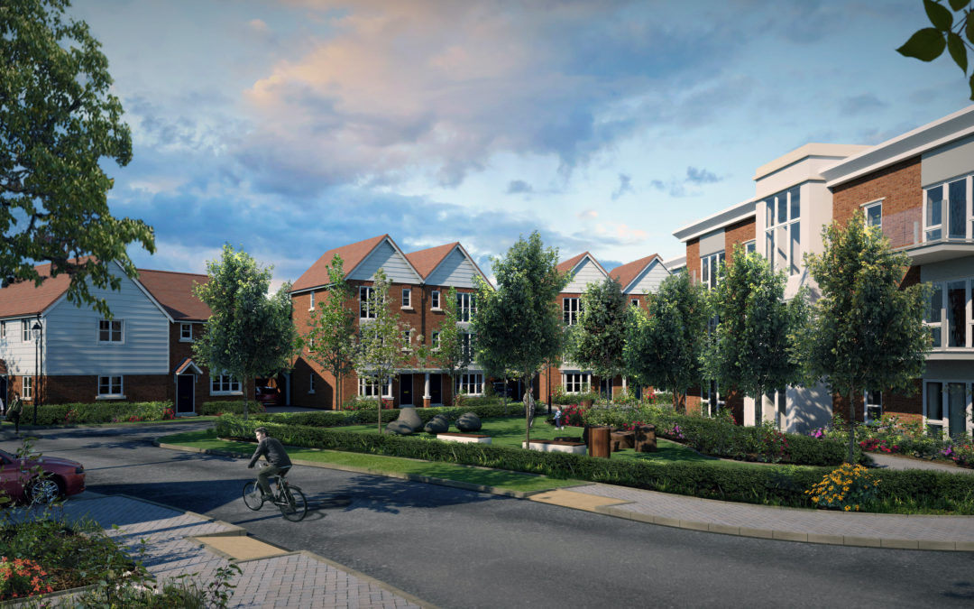 Danescroft obtain detailed planning permission for 88 dwellings for Chichester site.