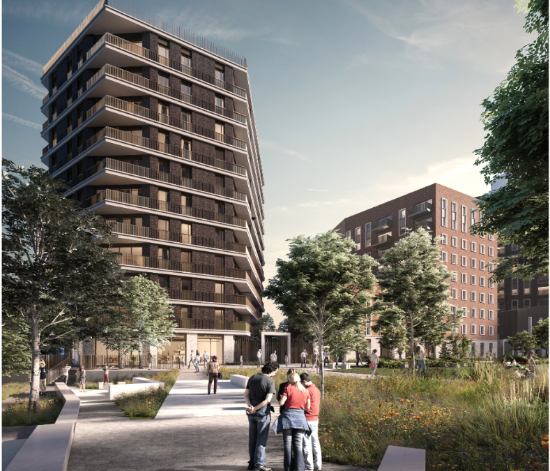 Guinness obtain permission for 321 homes in Bromley-by-Bow