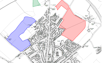 Danescroft complete promotion agreement for residential development in Whitfield, Kent.