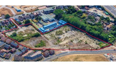 Fiera Real Estate and Danescroft announce the sale of their Residential Land Partnership's 5-acre site in Chichester for £6.55 million